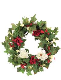 PEACEFUL GARDEN WREATH