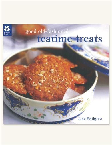 GOOD OLD-FASHIONED TEATIME TREATS BOOK