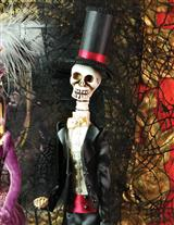 TIL DEATH DO THEY PART (SIR SKELETON)