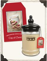 CUP OF CHEER CANDLE (SMALL JAR)