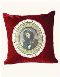DECEMBER REMEMBERED  PILLOW (SYNTHETIC DOWN)