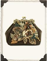 MARY FRANCES WELL SUITED CLUTCH