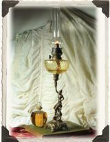 APOLLONIA'S TORCH OIL LAMP