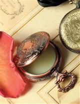 PERFUME IN POCKETWATCH (JASMINE SAMBAC)