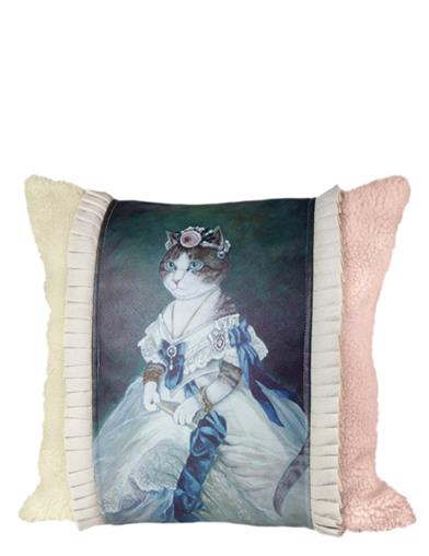 PRINCESS PURRFECT PILLOW (FEATHER DOWN)