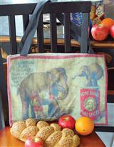 HOME BRAND SPICES GROCERY TOTE