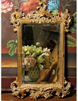BELLE EPOCH GOLDLEAF MIRROR