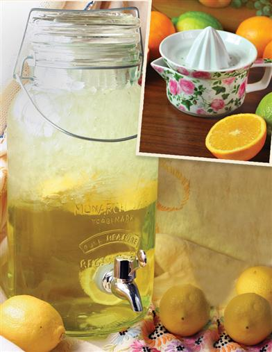 FREE CITRUS SQUEEZER WITH MONARCH JAR PURCHASE!