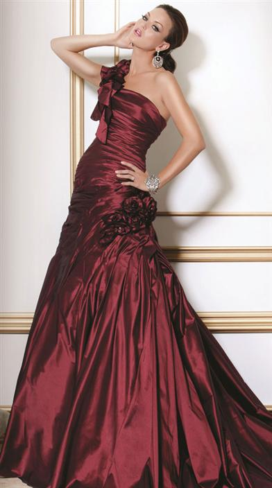 BEAUJOLAIS GOWN
