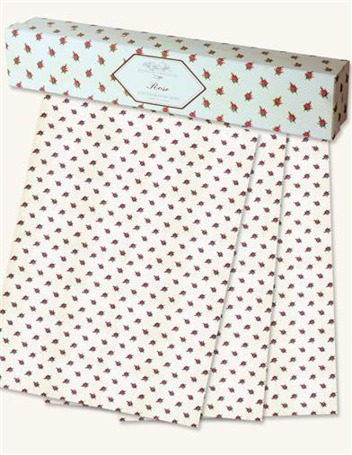 CHINTZ ROSE DRAWER LINERS BOGO
