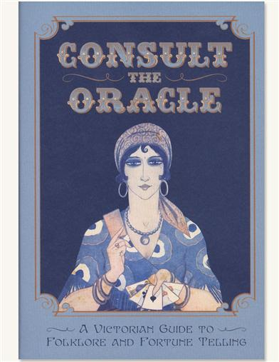 CONSULT THE ORACLE BOOK