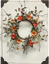 MEADOW POPPY WREATH