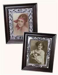 CRYSTAL ENCRUSTED WOODEN FRAMES