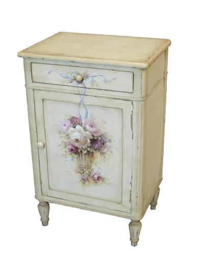 Enchanted Cottage Nightstand