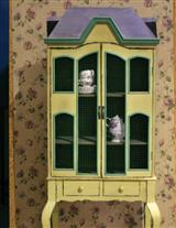 DOLLHOUSE CUPBOARD