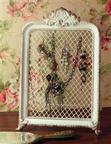 EDWARDIAN JEWELRY SCREEN