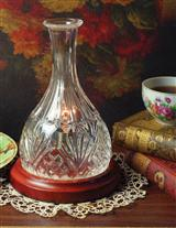 LOUISA'S DECANTER LAMP
