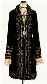 RENAISSANCE COAT DRESS