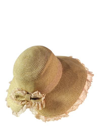 Edwardian Style Hats, Titanic Hats, Derby Hats Sonnet Sunbonnet $29.95 AT vintagedancer.com