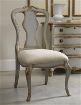 QUEEN ANNE DESK CHAIR