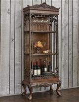 INTRIGUE DISPLAY CABINET