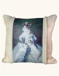 PRINCESS PURRFECT PILLOW