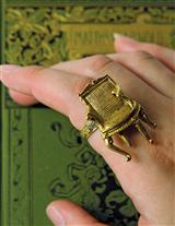 CHIPPENDALE CHAIR RING