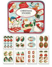 NOSTALGIC CHRISTMAS STICKERS