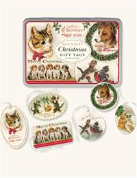 CATS & DOGS CHRISTMAS GIFT TAGS