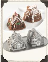 GINGERBREAD COTTAGES PAN