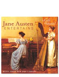 JANE AUSTEN ENTERTAINS CD