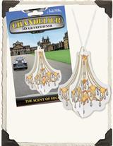 CHANDELIER 3D AIR FRESHENER (PAIR)