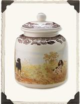 SPODE WOODLAND TREAT CANNISTER
