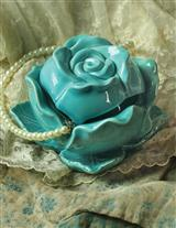 LEGEND OF THE BLUE ROSE VANITY JAR