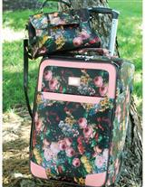 JEWELED BLOOMS LUGGAGE