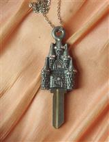 KEY TO MY CASTLE COUTURE HOUSE KEY