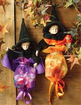SALEM SISTERS CANDY BAGS (PAIR)