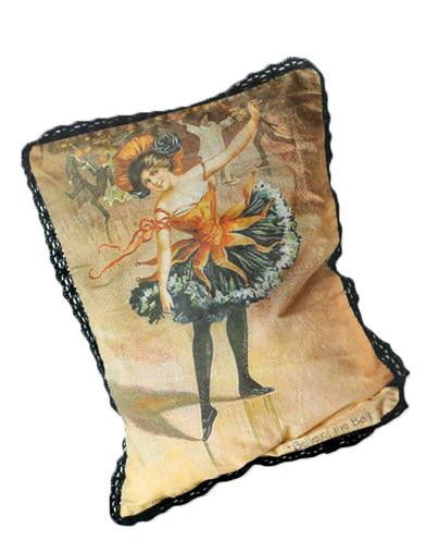 Belle Of The Ball Pillow Cover