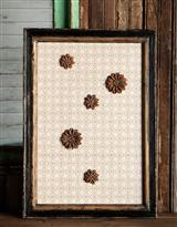 WALLFLOWERS BOARD AND MAGNETS