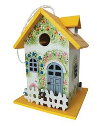 Enchanted Cottage Birdhouse
