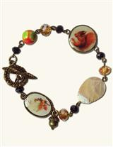 SQUIRREL CHARM BRACELET