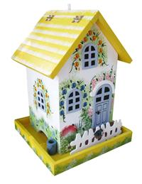 Enchanted Cottage Birdfeeder
