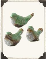LUCKY LARKS (SET OF 3)