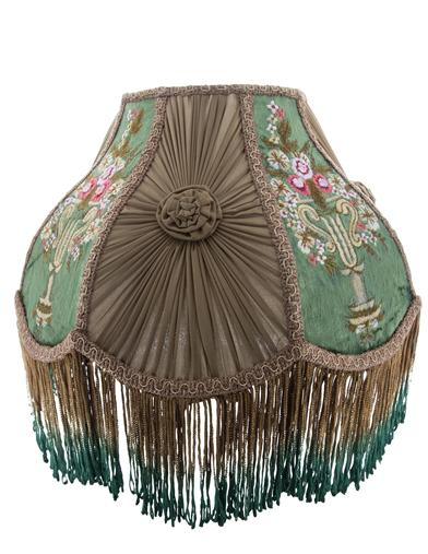 Neoclassic Embroidered Shade