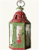 BUCK & EVERGREEN LANTERN