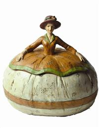 Mrs. Pumpkin Eater Box