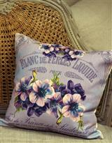 BLANC DE FERLES PILLOW