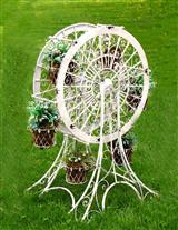 FERRIS WHEEL FLOWER STAND SMALL