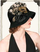 LOUISE GREEN ANDREA HAT