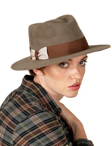 1940s Hats History Katharine Hepburn Hat $249.95 AT vintagedancer.com
